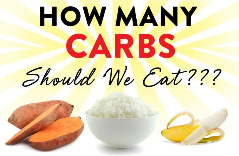 how many carbs to eat when bulking