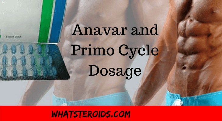 Anavar and Primo Cycle Dosage