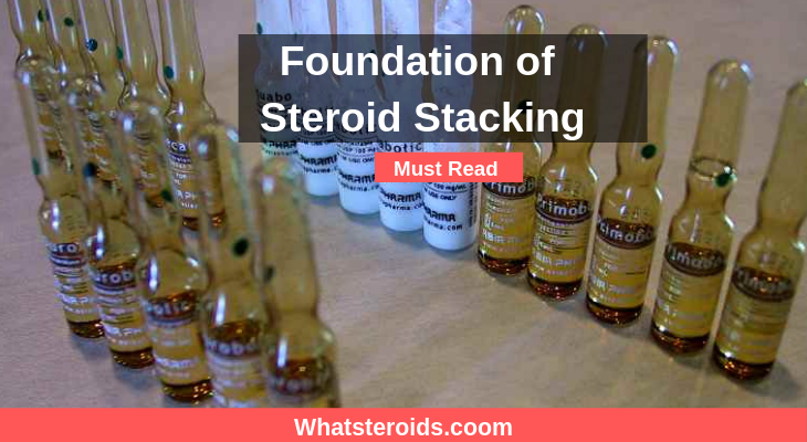 Foundation of Steroid Stacking