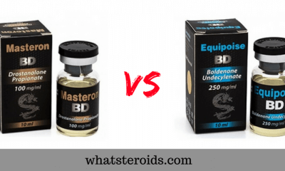 Masteron Vs Equipoise – Which Is Better to Gain Muscle?