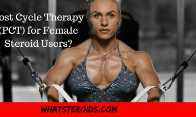 Post Cycle Therapy (PCT) for Female Steroid Users?