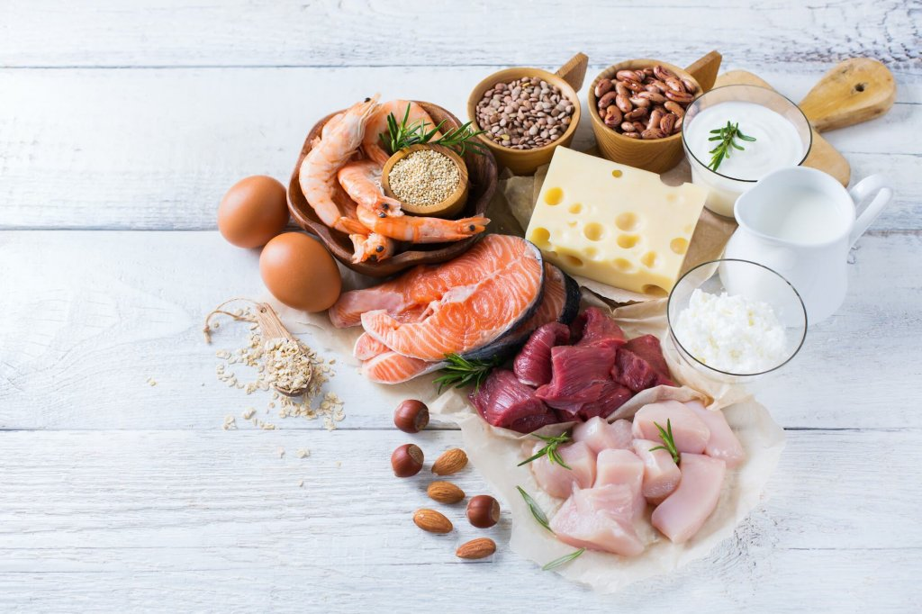 1. Consume 1g of Protein for each Pound of Body Weight.