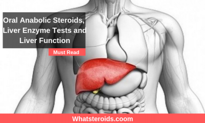 Oral Anabolic Steroids, Liver Enzyme Tests and Liver Function