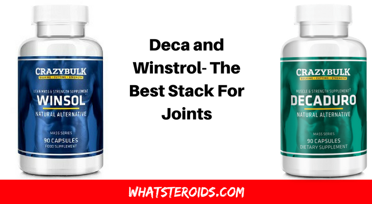 Deca and Winstrol Stack
