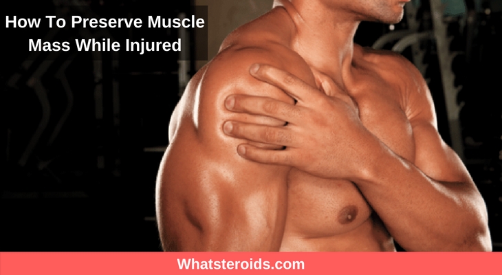 How To Preserve Muscle Mass While Injured
