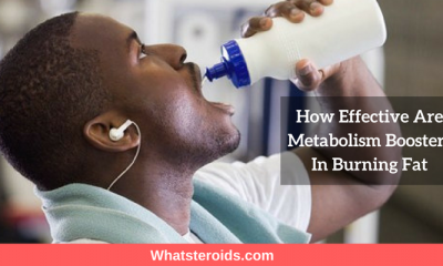 How Effective Are Metabolism Boosters In Burning Fat