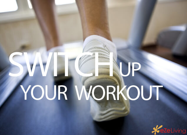 4. Switch up Your Workout