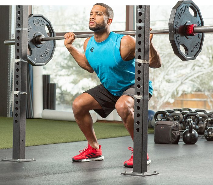 Weightlifting Induces a Higher Metabolism Rate