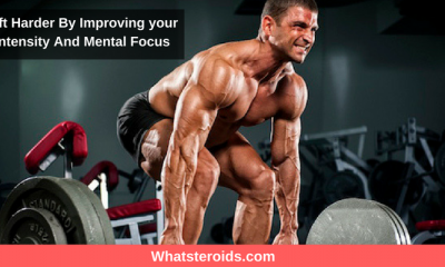 Lift Harder By Improving your Intensity And Mental Focus