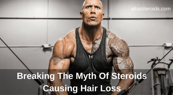 Breaking The Myth Of Steroids Causing Hair Loss