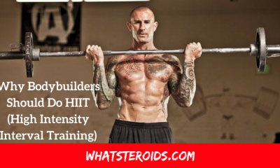 Why Bodybuilders Should Do HIIT (High Intensity Interval Training)
