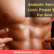 Anabolic Steroids And Fat Loss: Proper Manipulation For Best Results