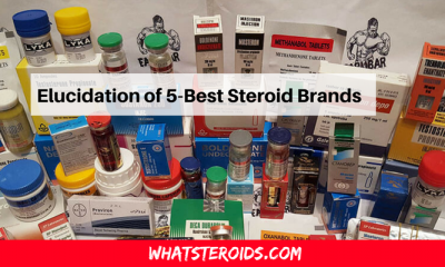 Elucidation of 5-Best Steroid Brands