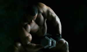 testosterone level man