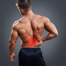 Injury or back Pain