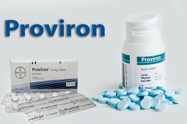 Proviron's Effective Uses
