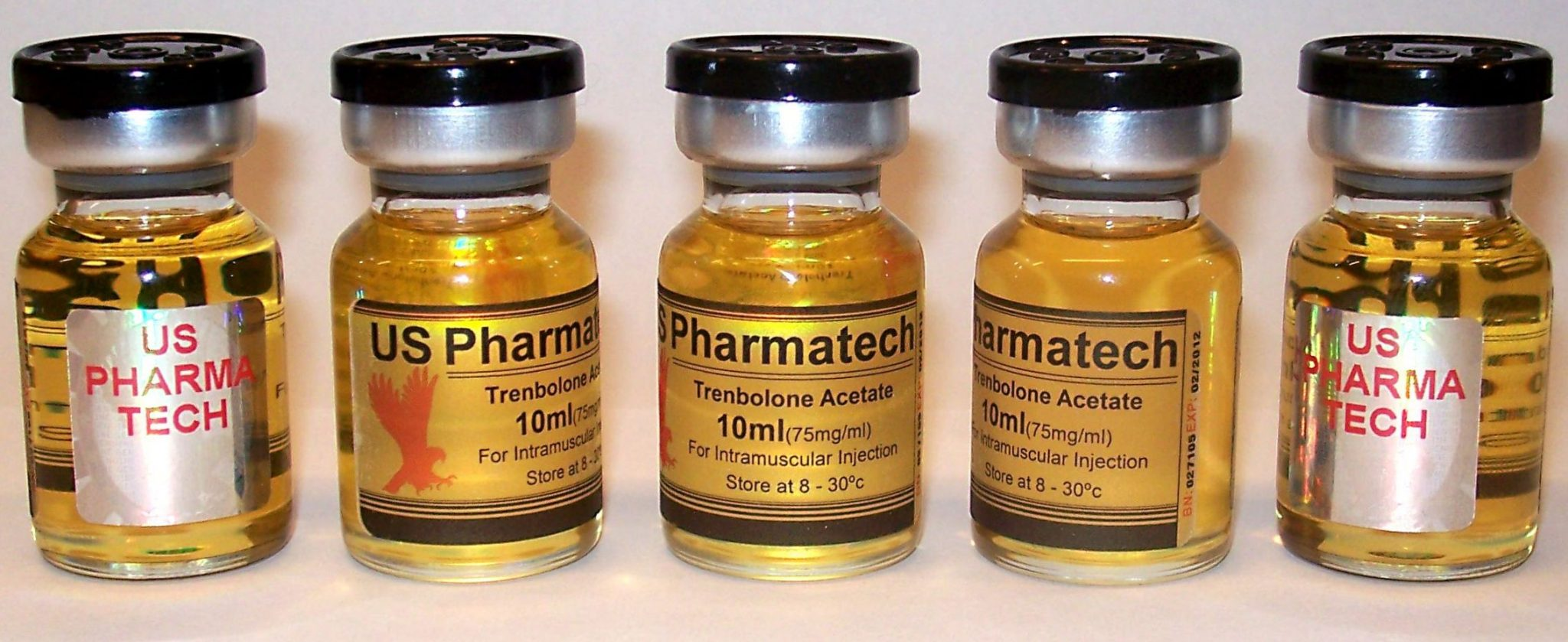 is trenbolone acetate liver toxic