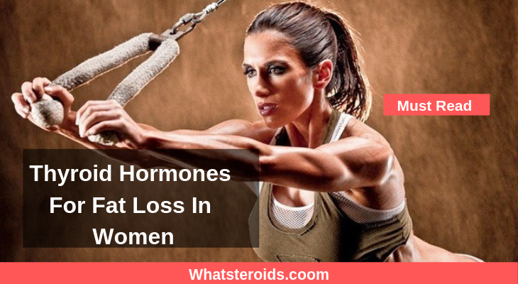 Thyroid Hormones For Fat Loss In Women