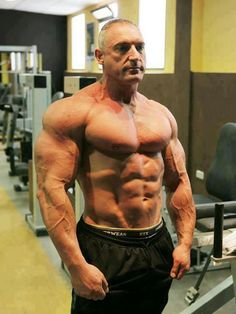 older bodybuilders