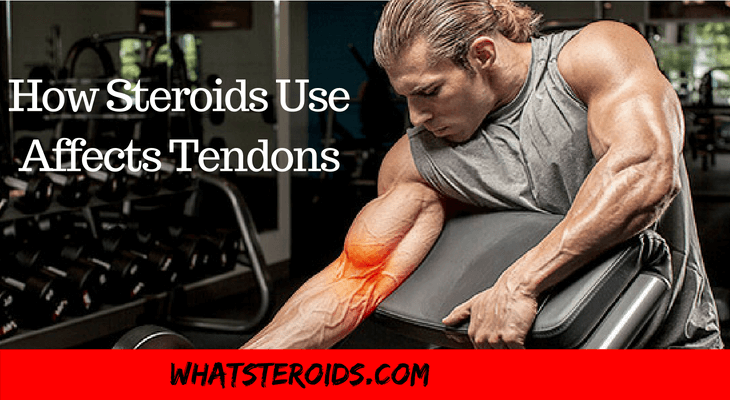 How Steroids Use Affects Tendons