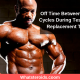 Off Time Between Steroids Cycles During Testosterone Replacement Therapy