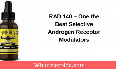 RAD 140 – One the Best Selective Androgen Receptor Modulators