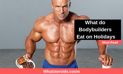 What do Bodybuilders Eat on Holidays