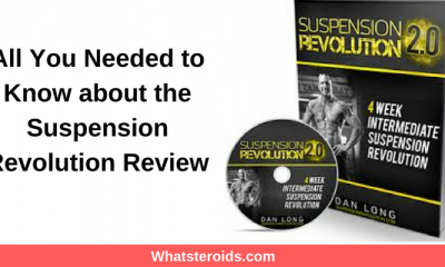 All You Needed to Know about the Suspension Revolution Review