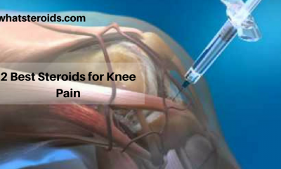 2 Best Steroids for Knee Pain
