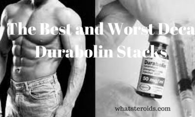 The Best and Worst Deca Durabolin Stacks