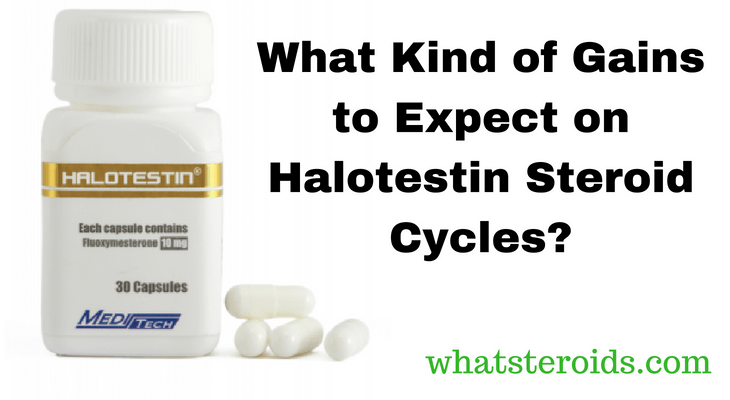 What Kind of Gains to Expect on Halotestin Steroid Cycles_