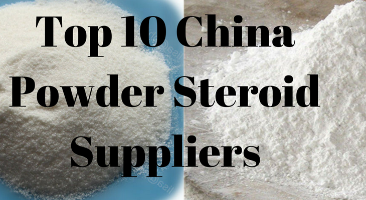 Top 10 China Powder Steroid Suppliers