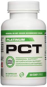 PCT Cycle Supplements and Dosage