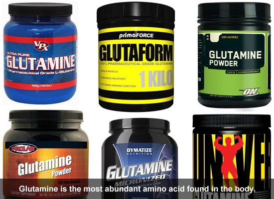 What are the Best Glutamine Supplements
