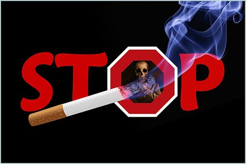 #3 Are you Still Smoking? Time to Quit it!