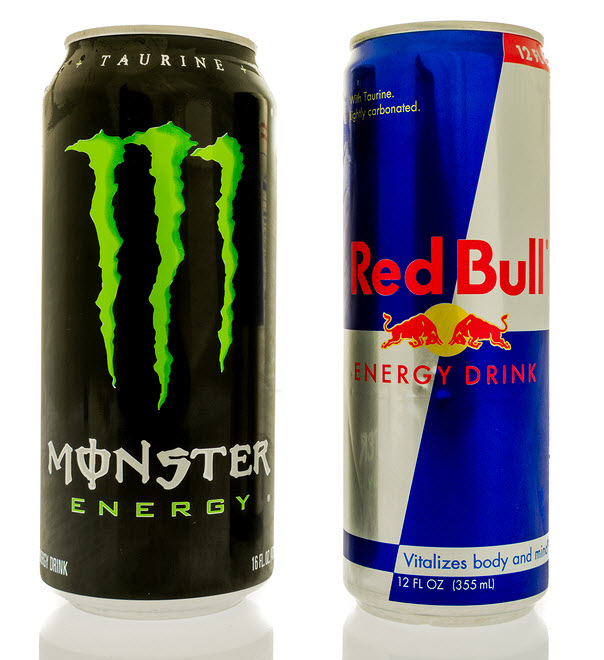 Taurine or Have More Energy Drinks