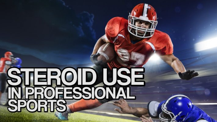 What Statistics Say About Anabolic Steroids Use in Professional Sports?