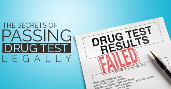 Best Methods to Pass Drug Tests