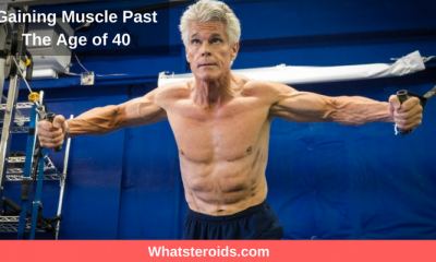 Gaining Muscle Past The Age of 40