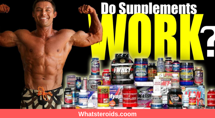 Do Bodybuilding Supplements Really Work ?