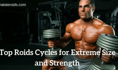 Top Roids Cycles for Extreme Size and Strength