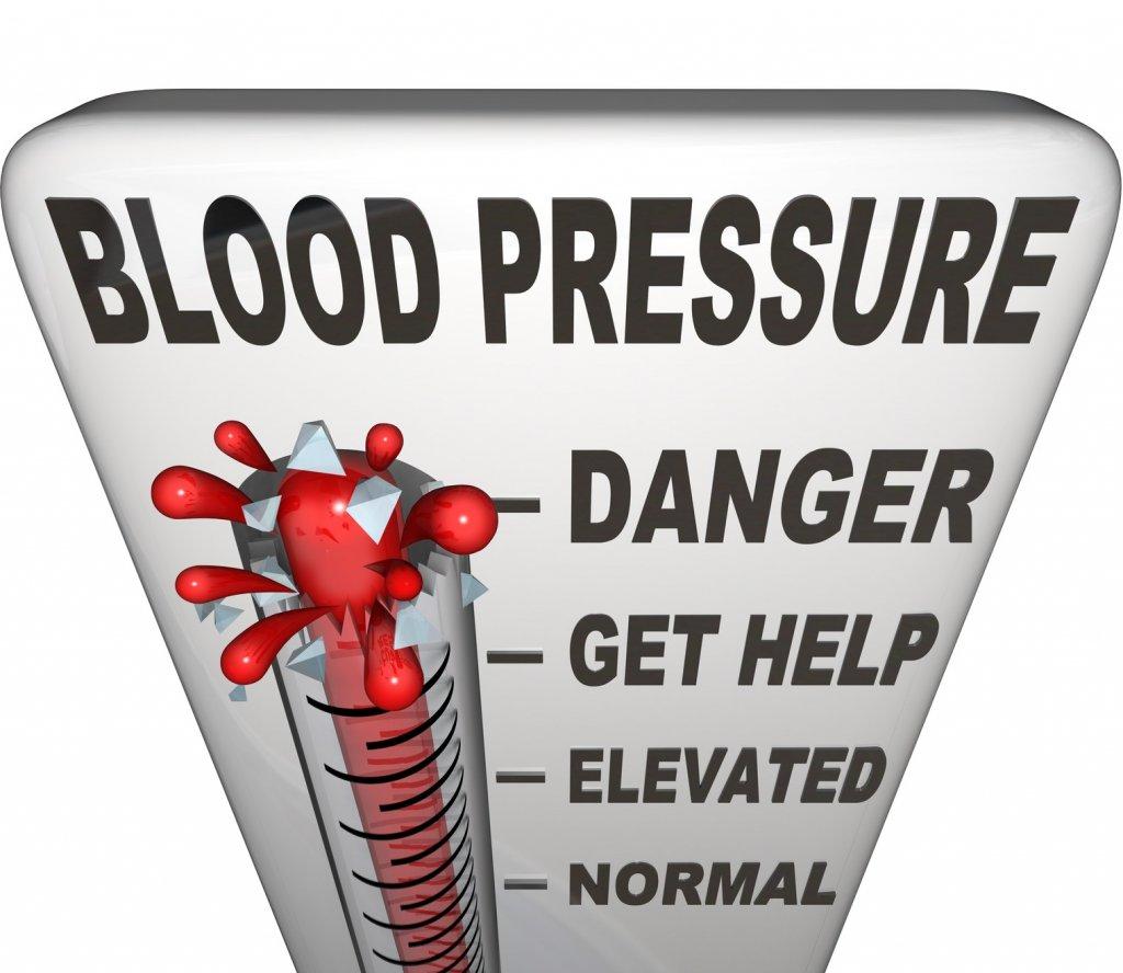 High Blood Pressure during steroids