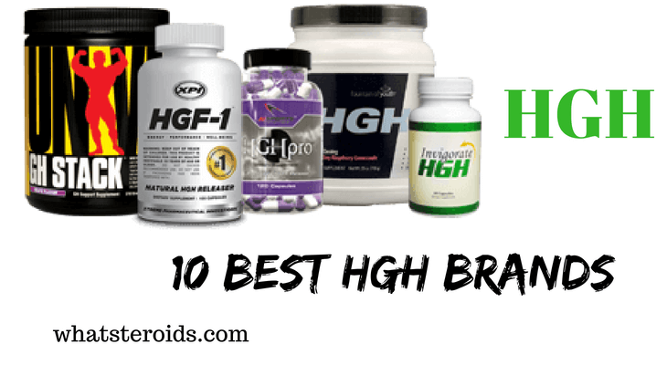 10 Best HGH Brands