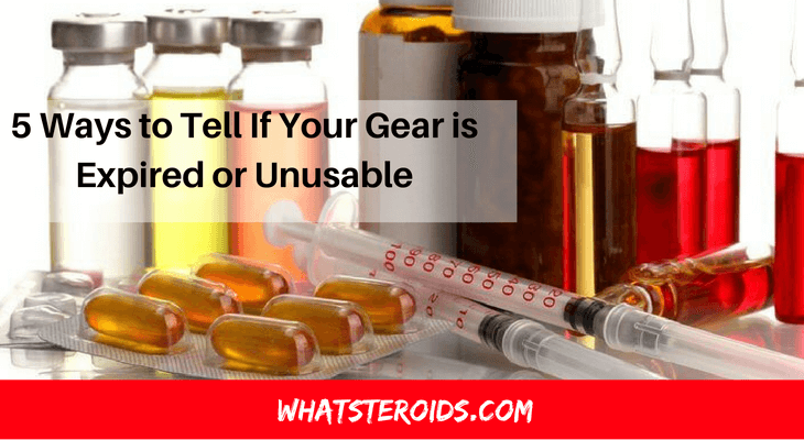 5 Ways to Tell If Your Gear is Expired or Unusable