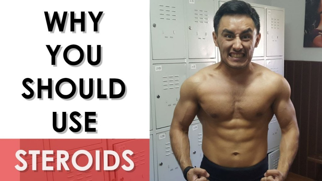 Why use Steroids?