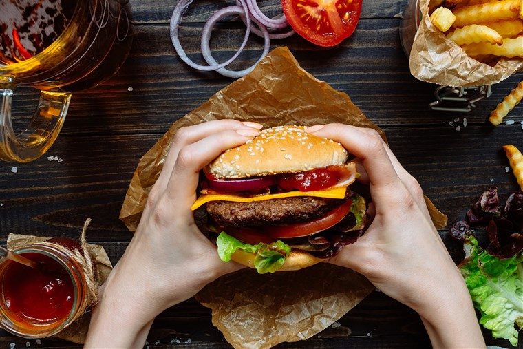 An Occasional Cheat Meal is Allowed: