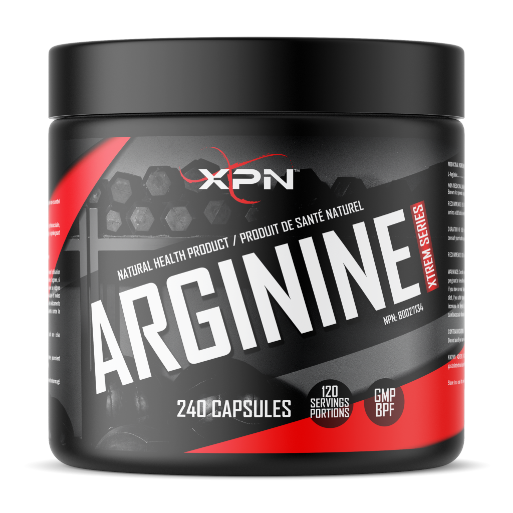 Arginine pre-Workout Supplements