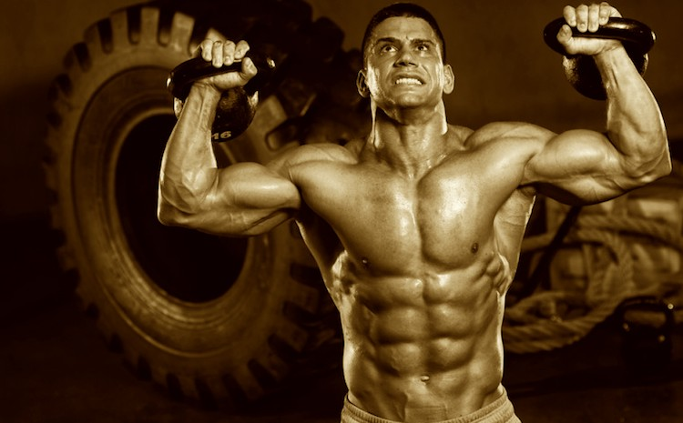 So How do we Build Pump IN MUSCLE