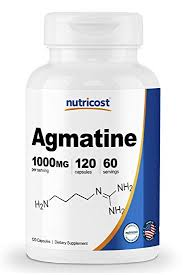 Agmatine Sulfate pre-Workout Supplements