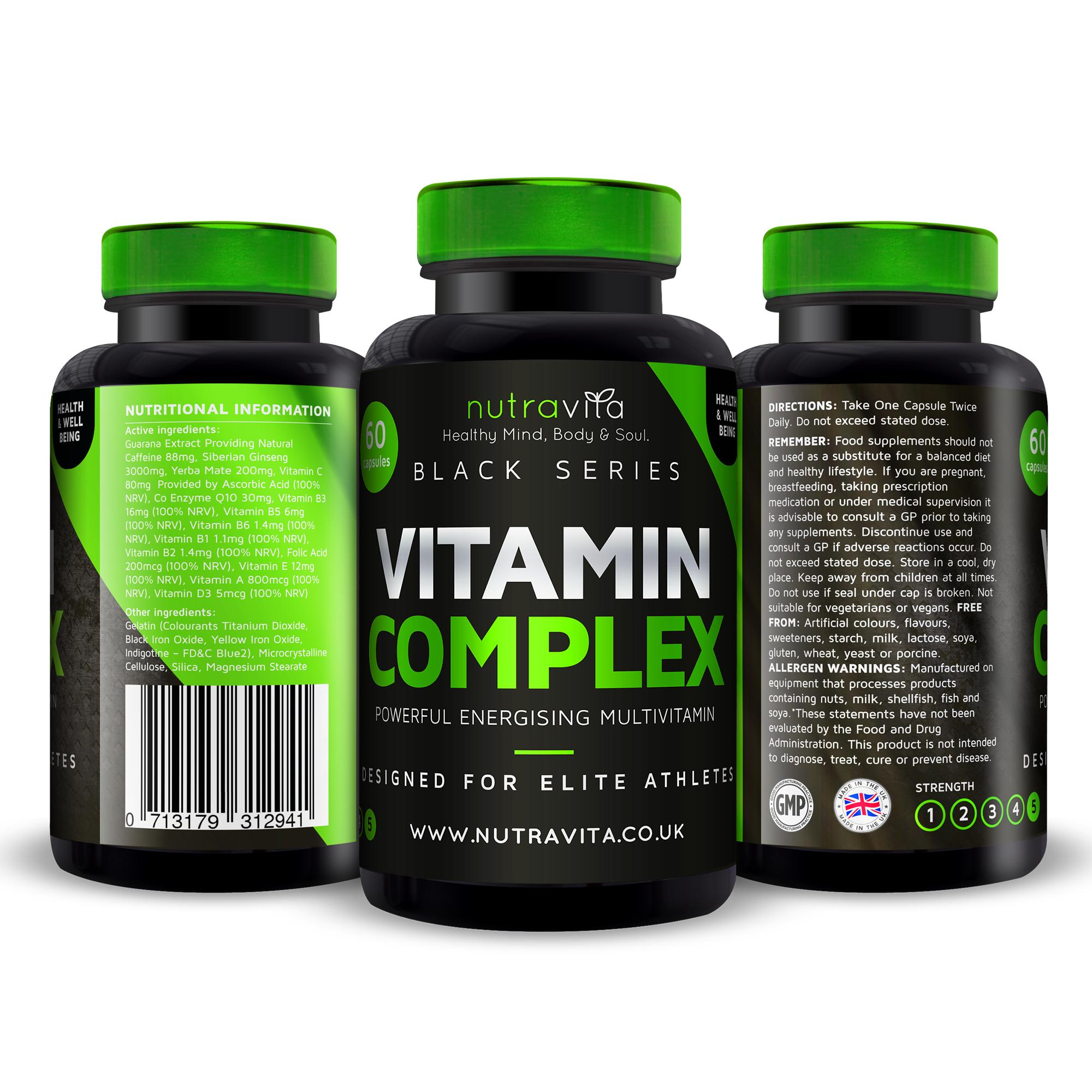 Multivitamins for athletes